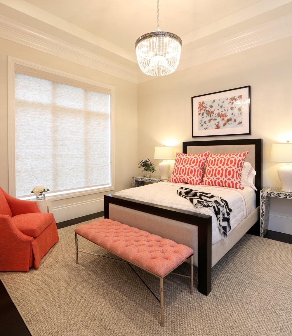 Bedroom Leddy Interiors Interior Design in Princeton NJ