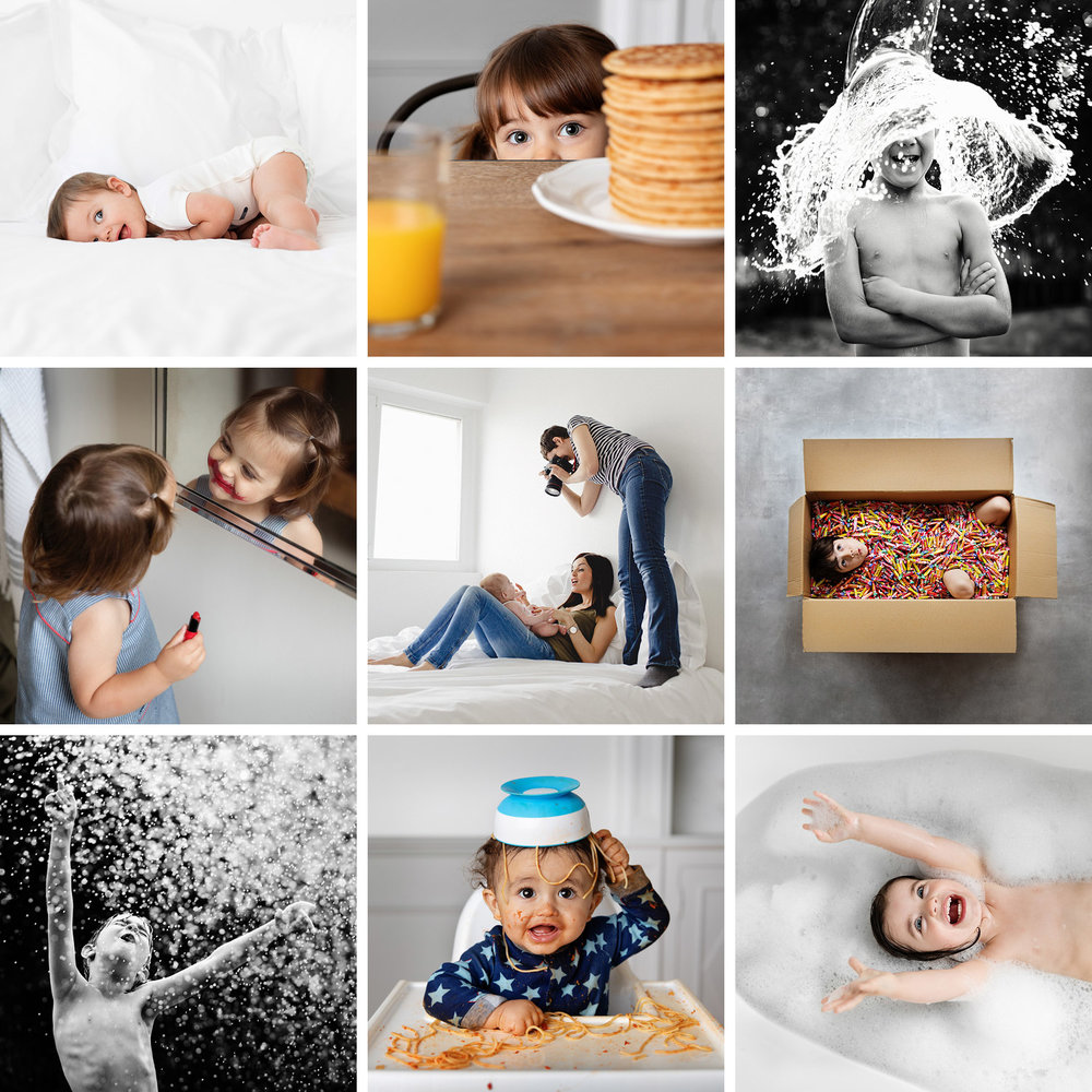 Best images of babies and children in 2018 by commercial kids photographer Lisa Tichane