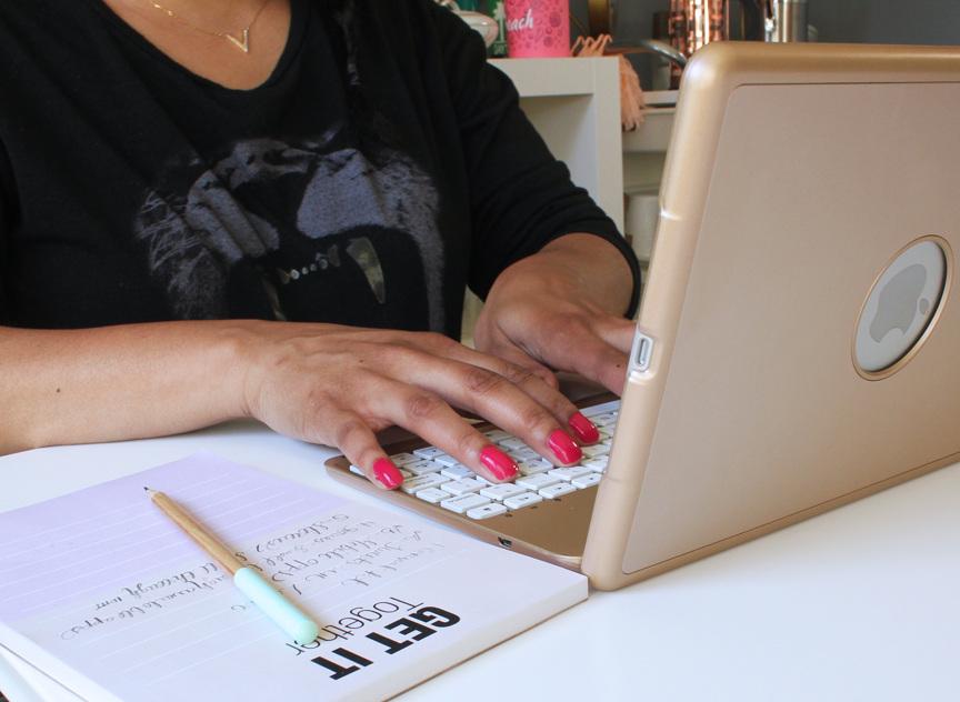 blog motivation blogging slump