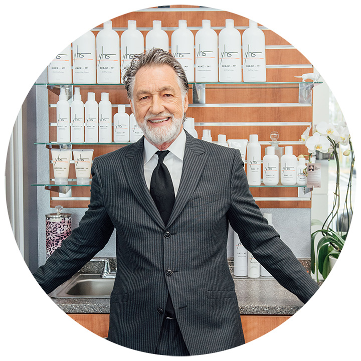 Alan Benfield Bush – Your Haircare System
