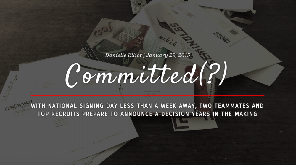 Committed (?)