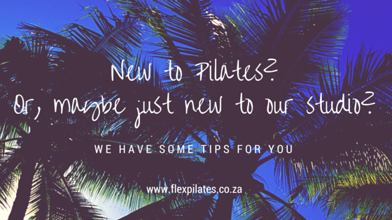 Our Tips For Those New To Pilates