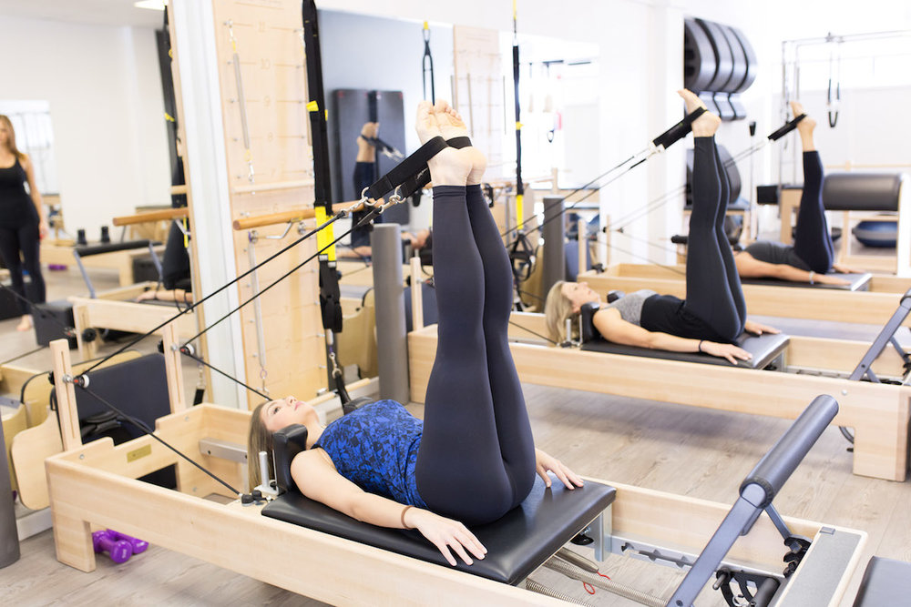 About Flex Pilates Studio