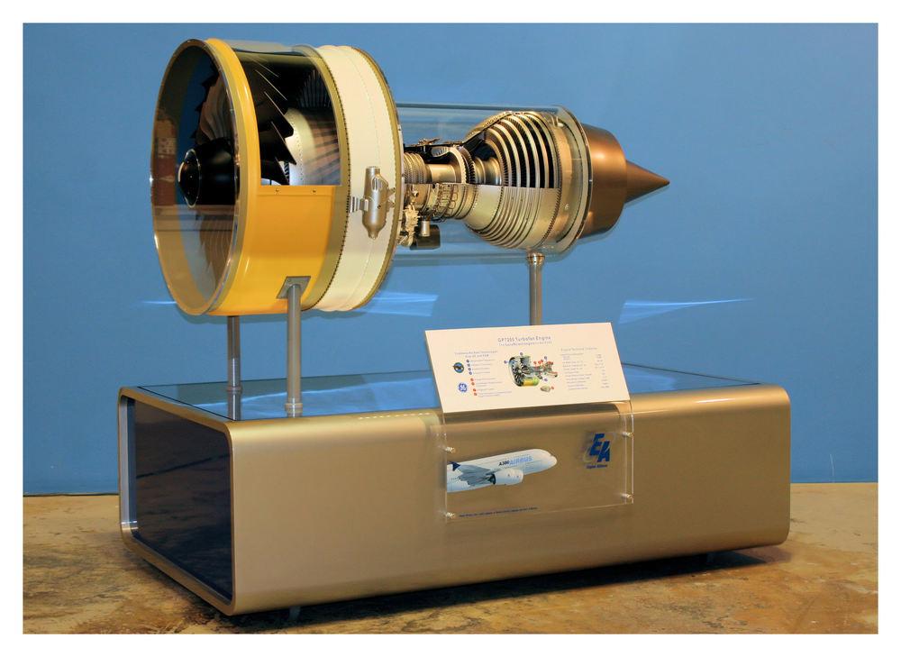 G7200 Turbofan Engine