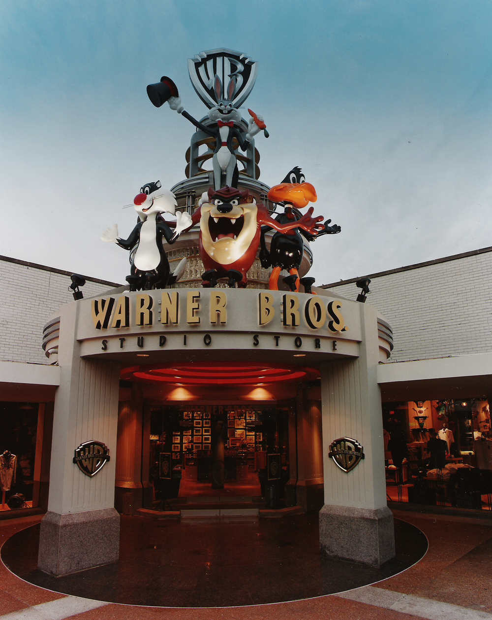 Warner Bros. Retail Store