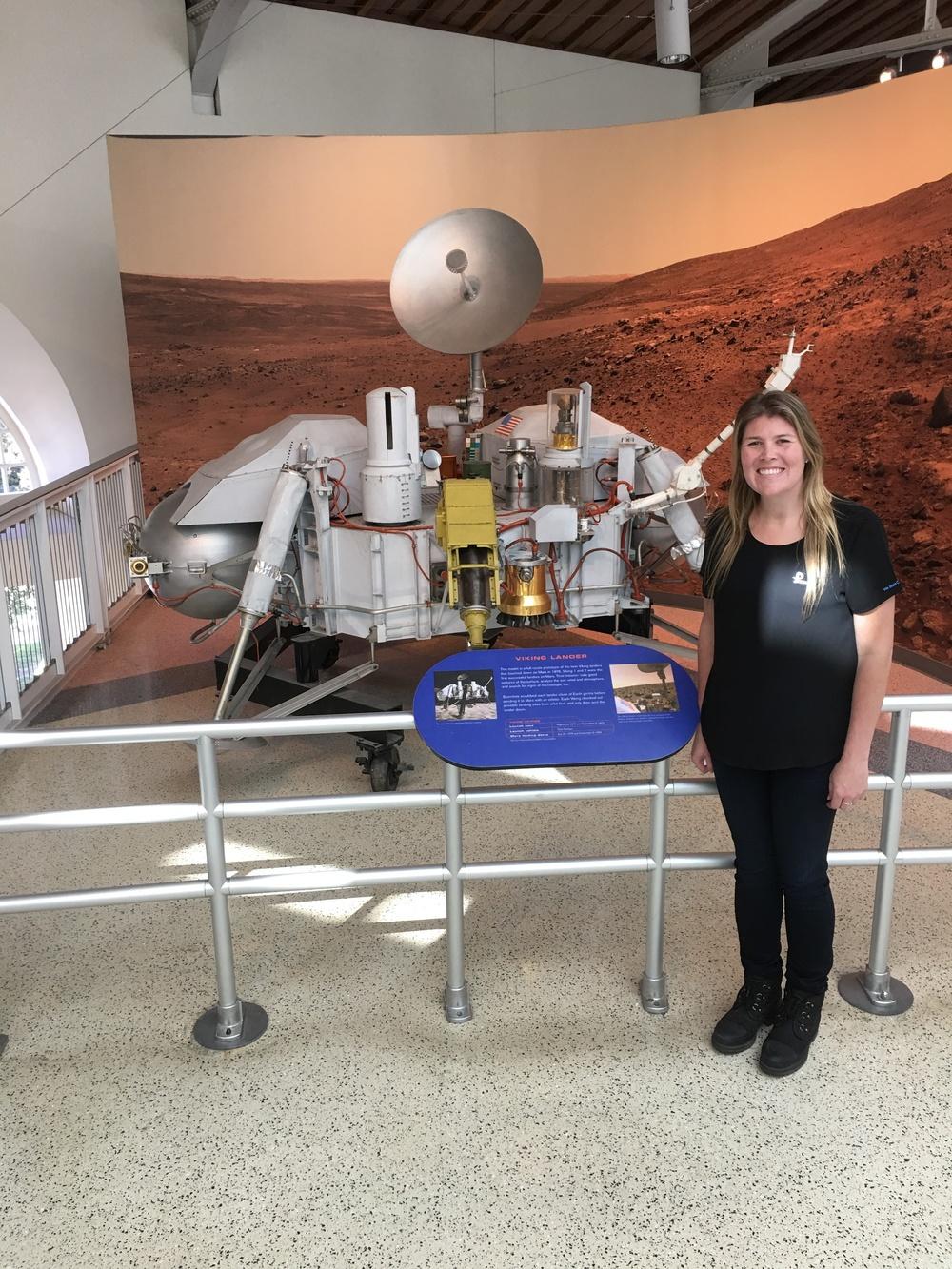 Viking Lander - California Science Center