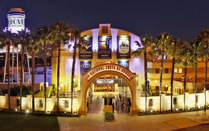 Tinseltown Anaheim
