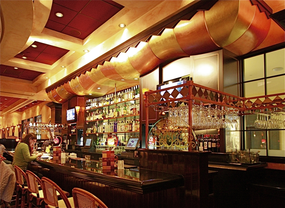 Cheesecake Factory Bar