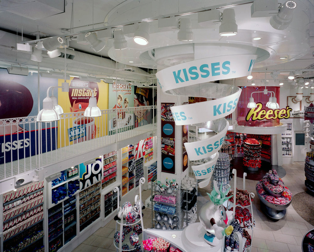Hershey's Store New York