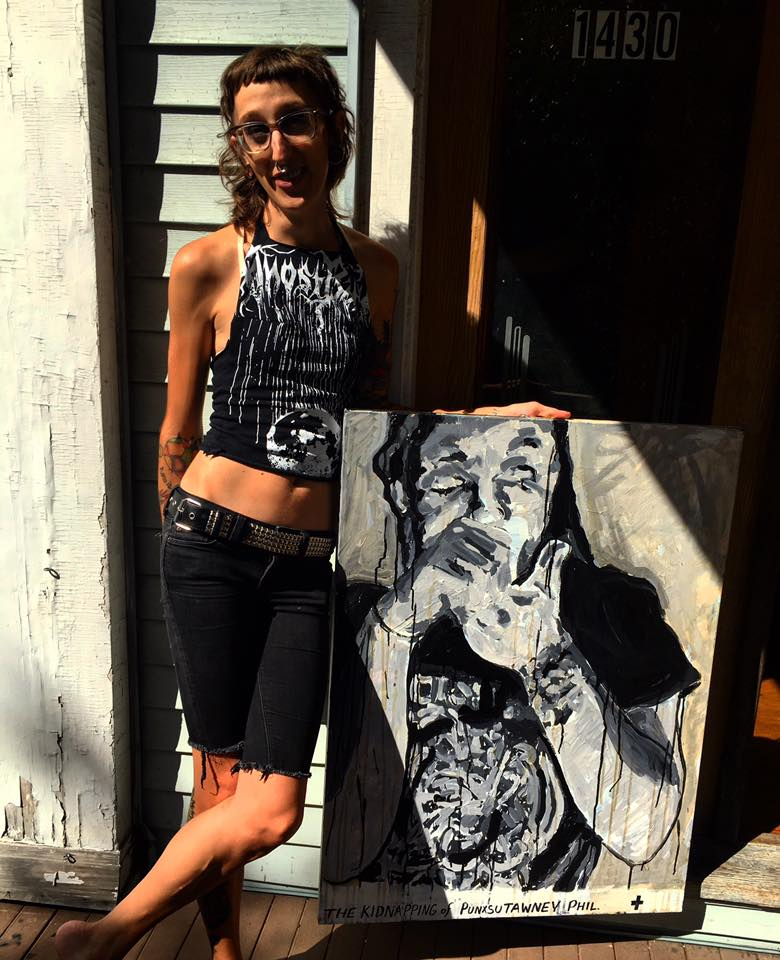 Soma Davidson (Chicago 2016)