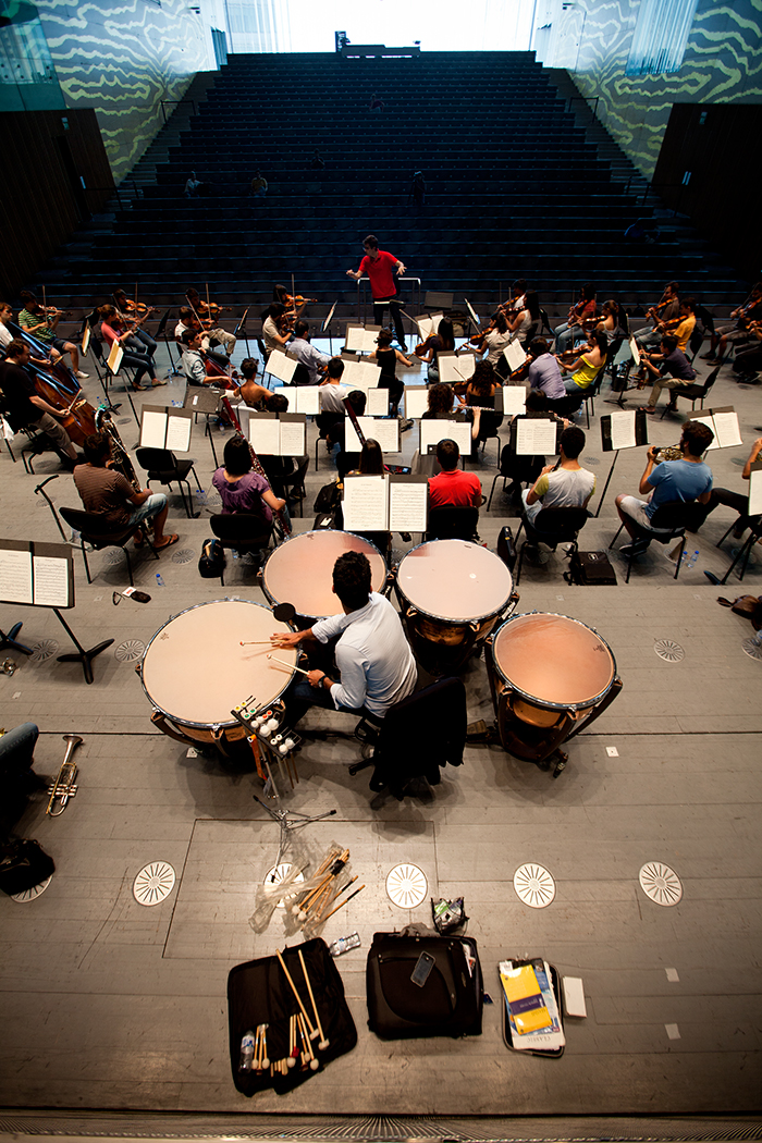 Orquestra XXI (c) Joana Bourgard PUBLICO