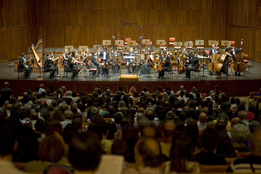 Orquestra XXI Fundação Calouste Gulbenkian (c) Márcia Lessa