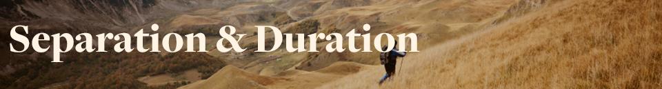 Distance & Duration