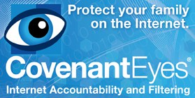 Protect your family on the internet. Covenant Eyes Internet accountability and filtering.