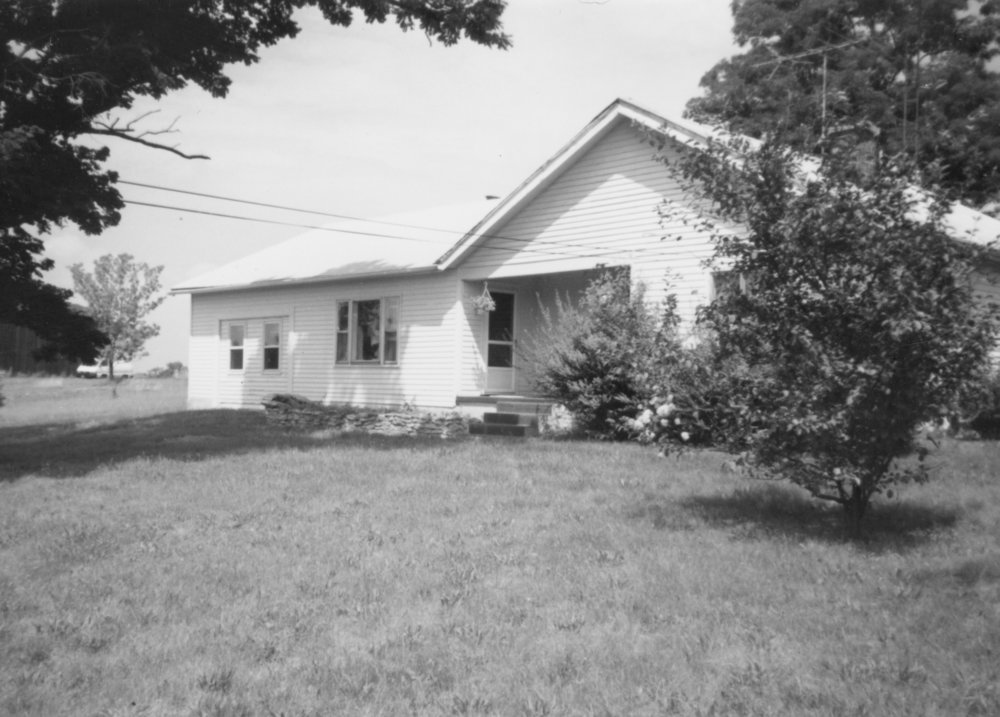 The original Residential Program house in Crittenden, KY