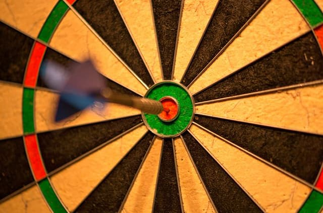 Dart board bullseye Why The Residential Program is so Effective