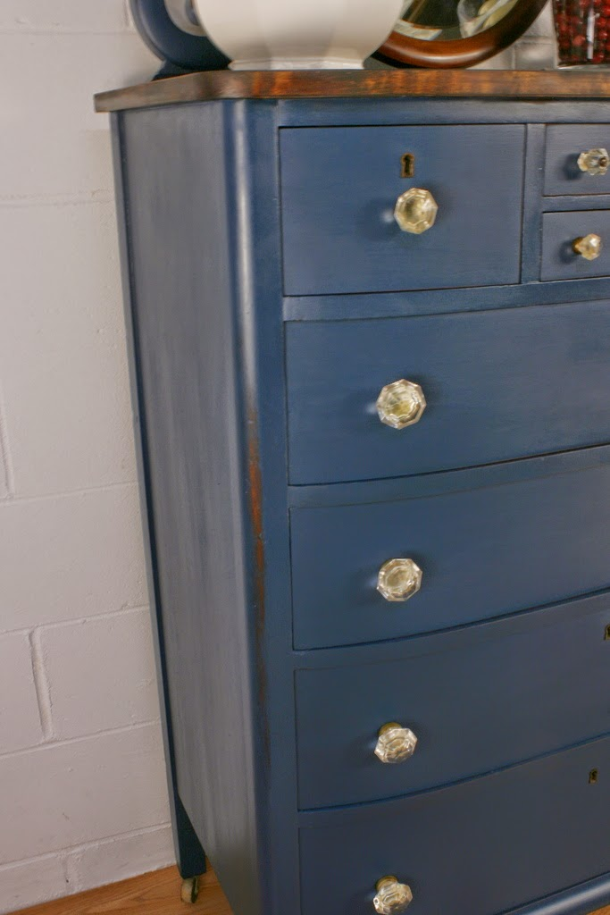 ikea drawers chest blue navy transformed catalogue library in a dresser of into and love nursery card pin ikeahack themed