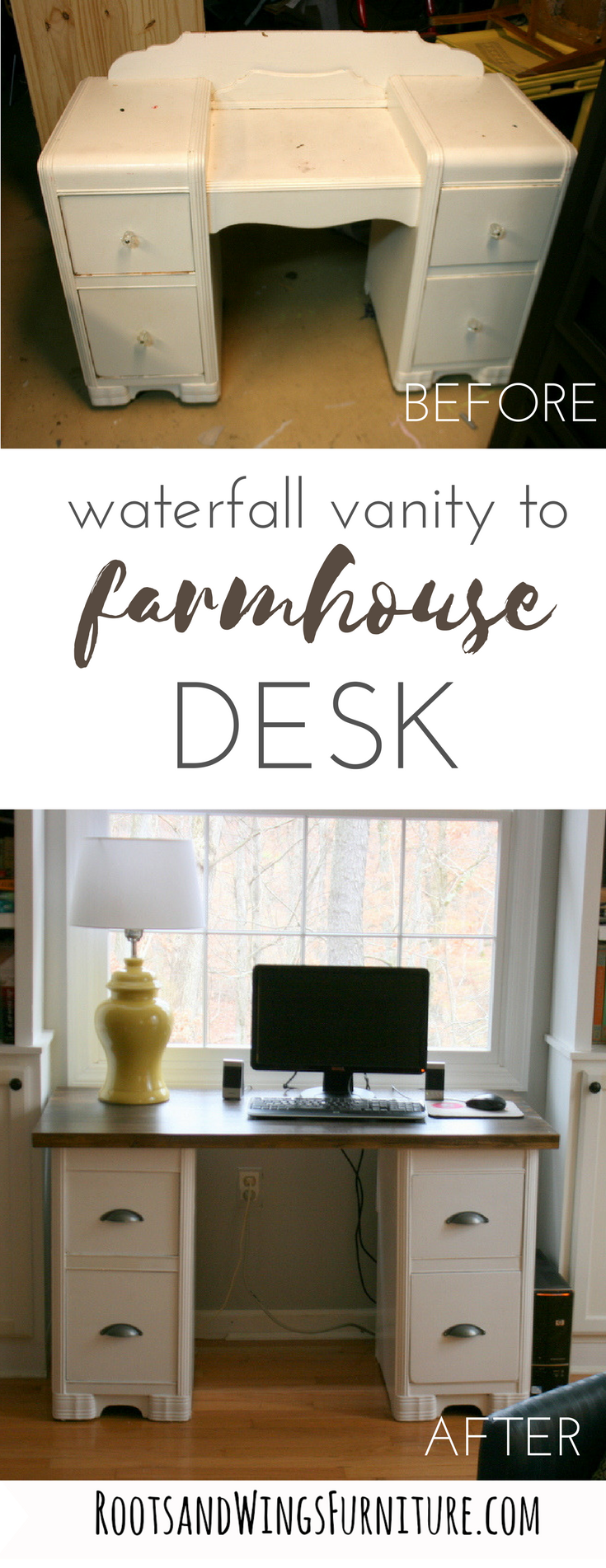 http://www.rootsandwingsfurniture.com/blog/waterfalldesk