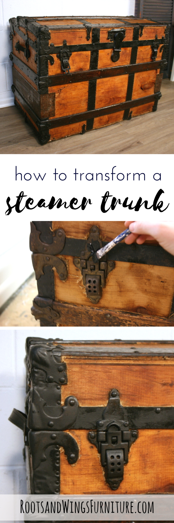 http://www.rootsandwingsfurniture.com/blog/steamertrunk