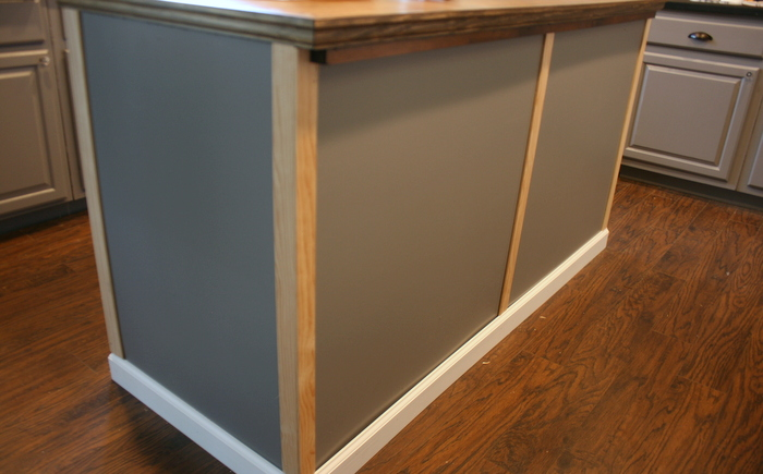 Upcycled Kitchen Island With Reclaimed Wood Top Roots Wings Furniture Llc