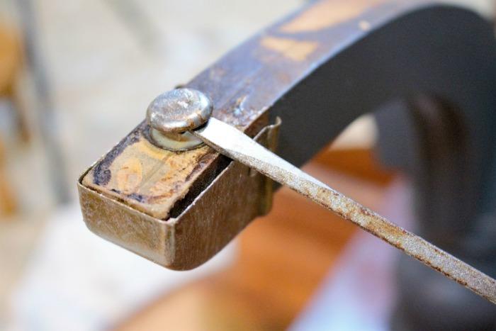 furniture leg repair