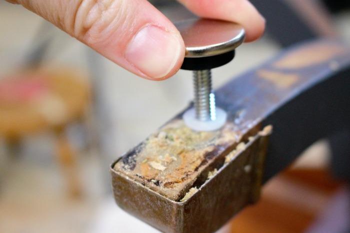 wobbly furniture repair