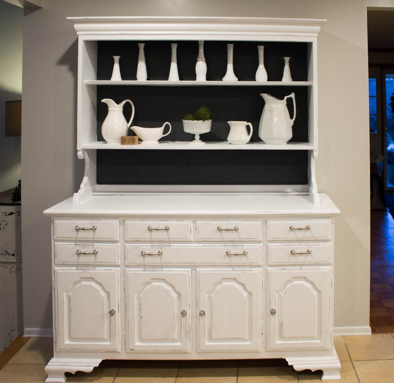 Snow White Hutch