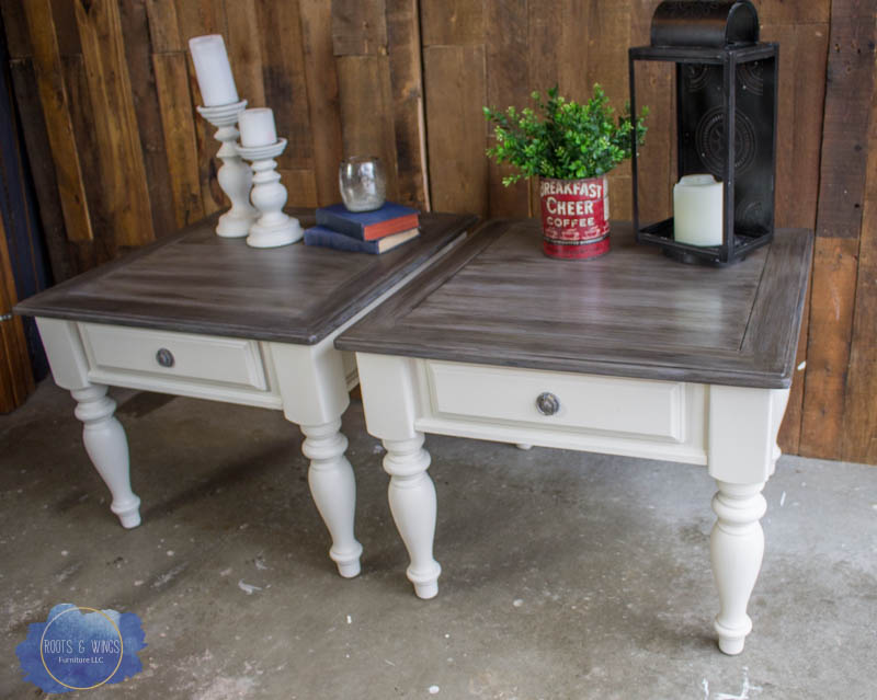 http://www.rootsandwingsfurniture.com/blog/farmhouseendtables
