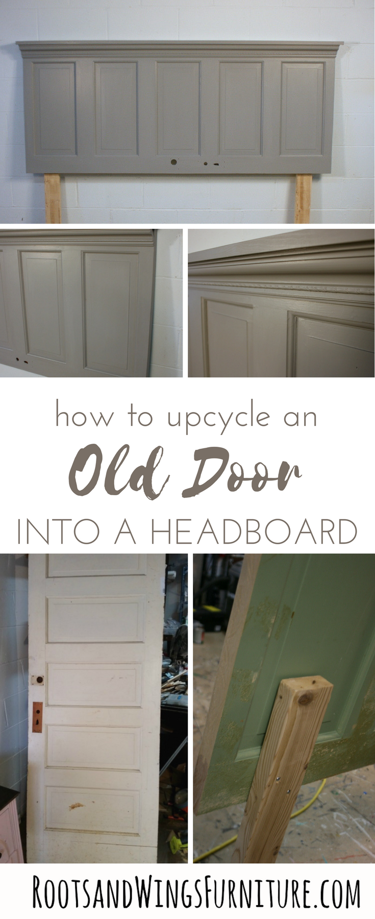 Upcycled Old Door Headboard Roots and Wings Furniture.png