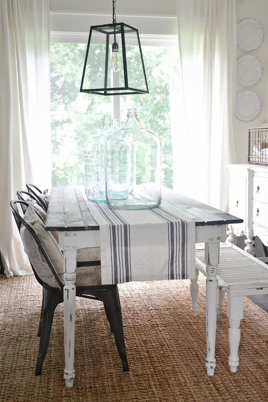 Liz Marie DIY Farmhouse Table