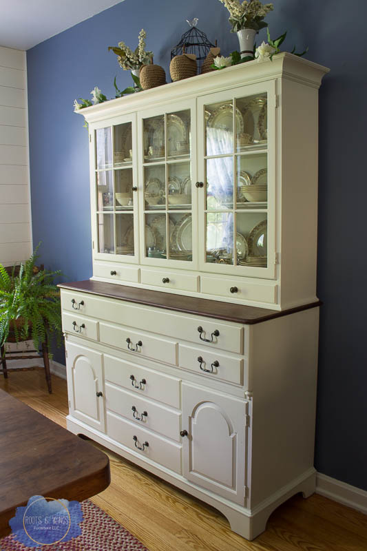 antique white hutch roots and wings furniture -11.jpg