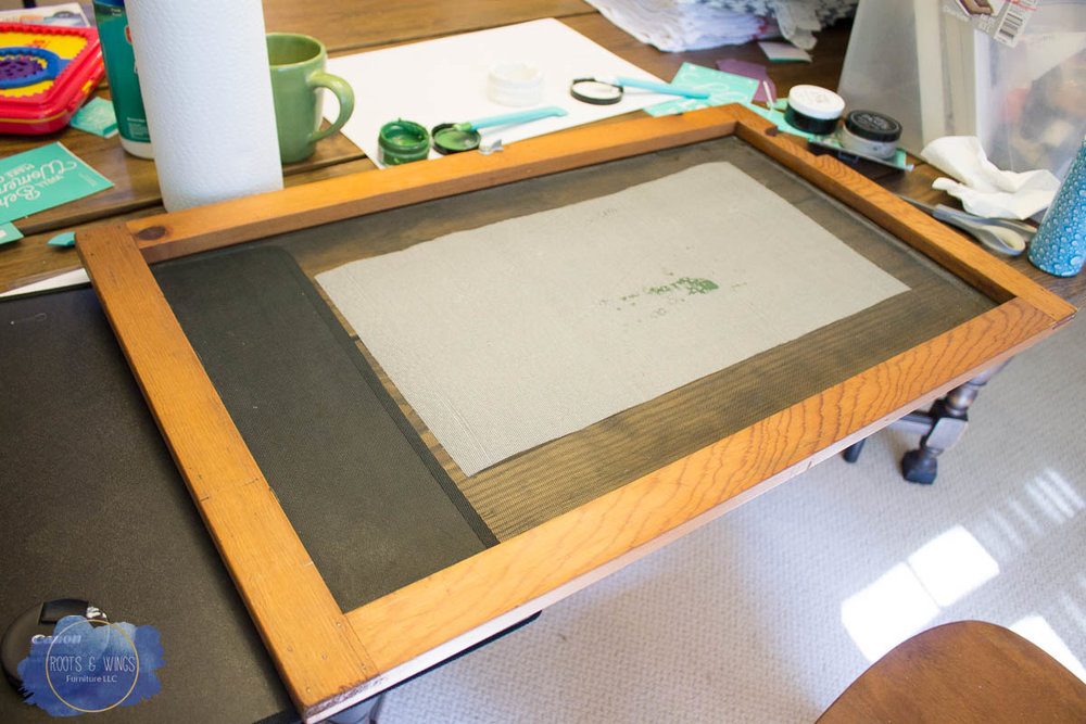 how to make a screen into a sign roots and wings furniture (1 of 8).jpg