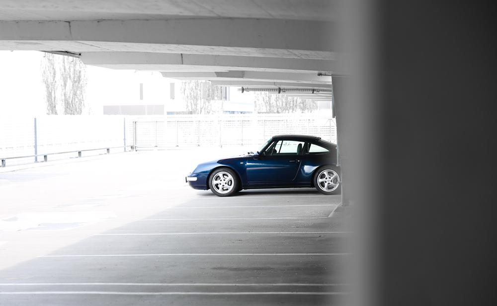 1997 Porsche 993 Carrera 2