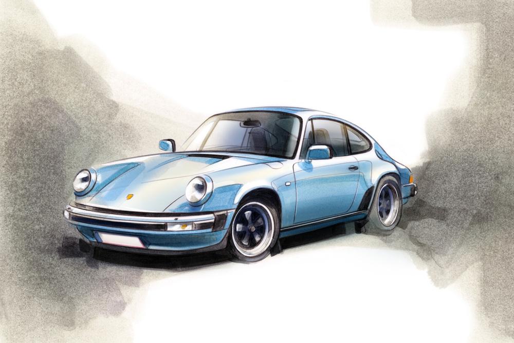1982 Porsche 911 3.0 SC