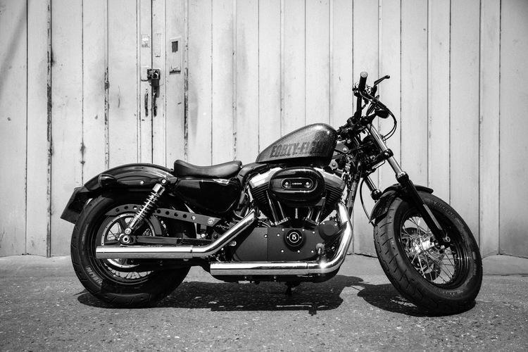 Harley Davidson Sportster 48 I — JOCHEN PAESEN ARTWORK | PHOTOGRAPHY