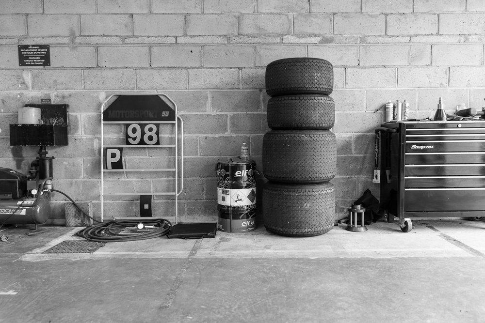 Pit Garage