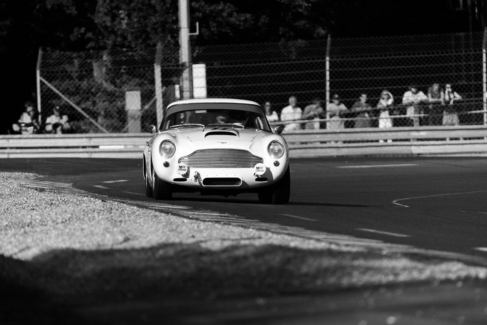Aston Martin DB4 GT 1960