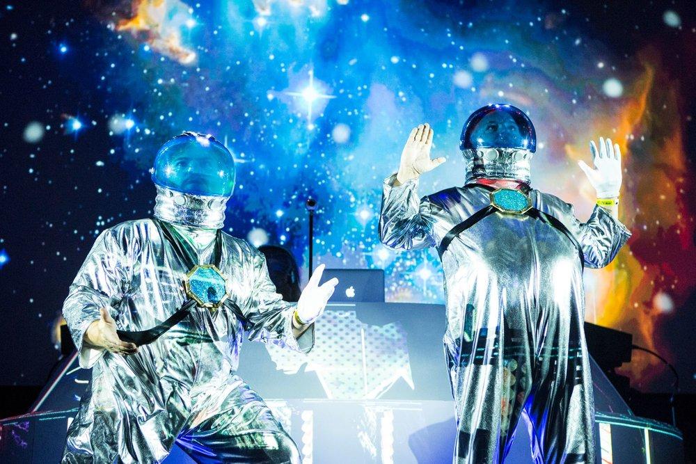 Tenacious D at Festival Supreme 2016