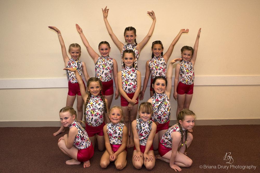 Silhouette Dance Academy 5300