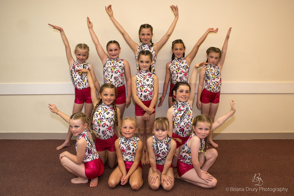 Silhouette Dance Academy 5307