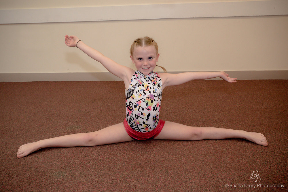 Silhouette Dance Academy 5341-1