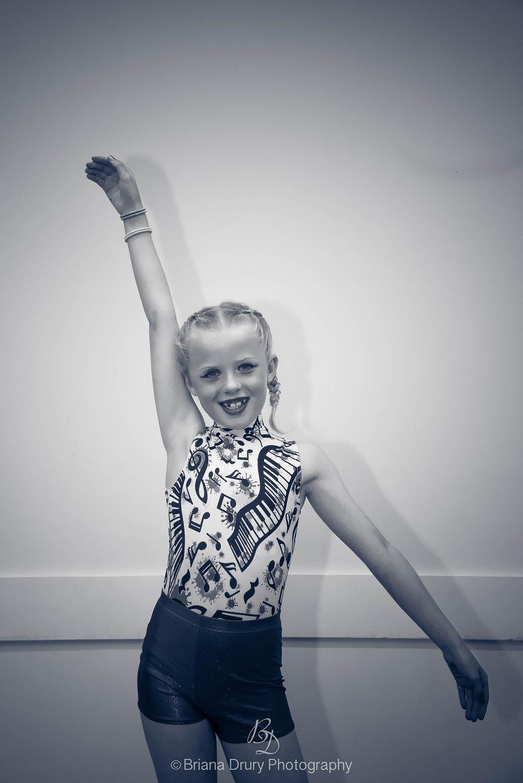 Silhouette Dance Academy 5326-1