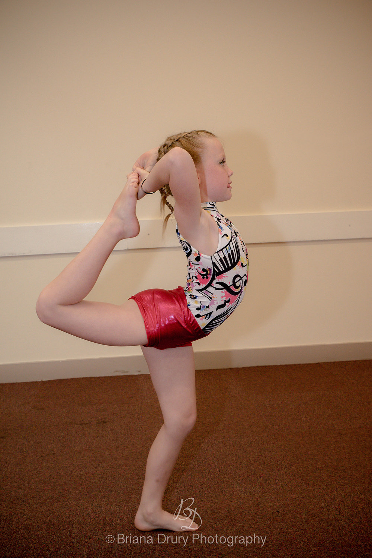 Silhouette Dance Academy 5332-1
