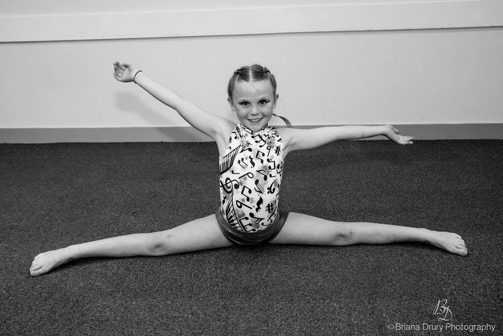 Silhouette Dance Academy 5341-2