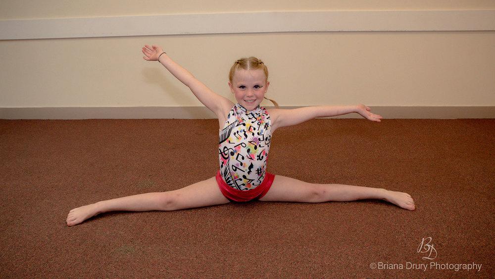 Silhouette Dance Academy 5340-1