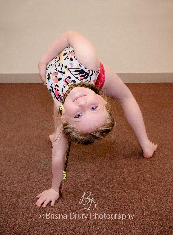 Silhouette Dance Academy 5344-1