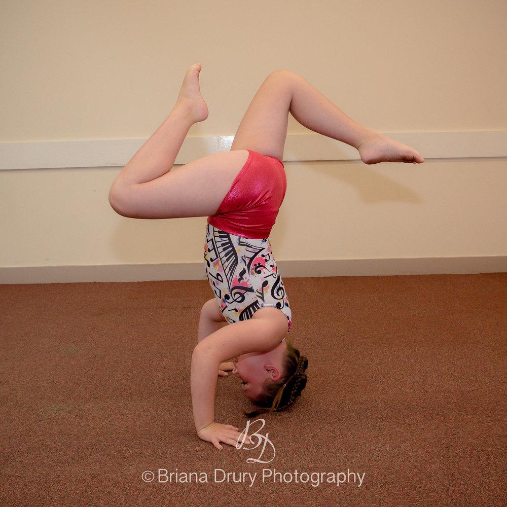 Silhouette Dance Academy 5370-1