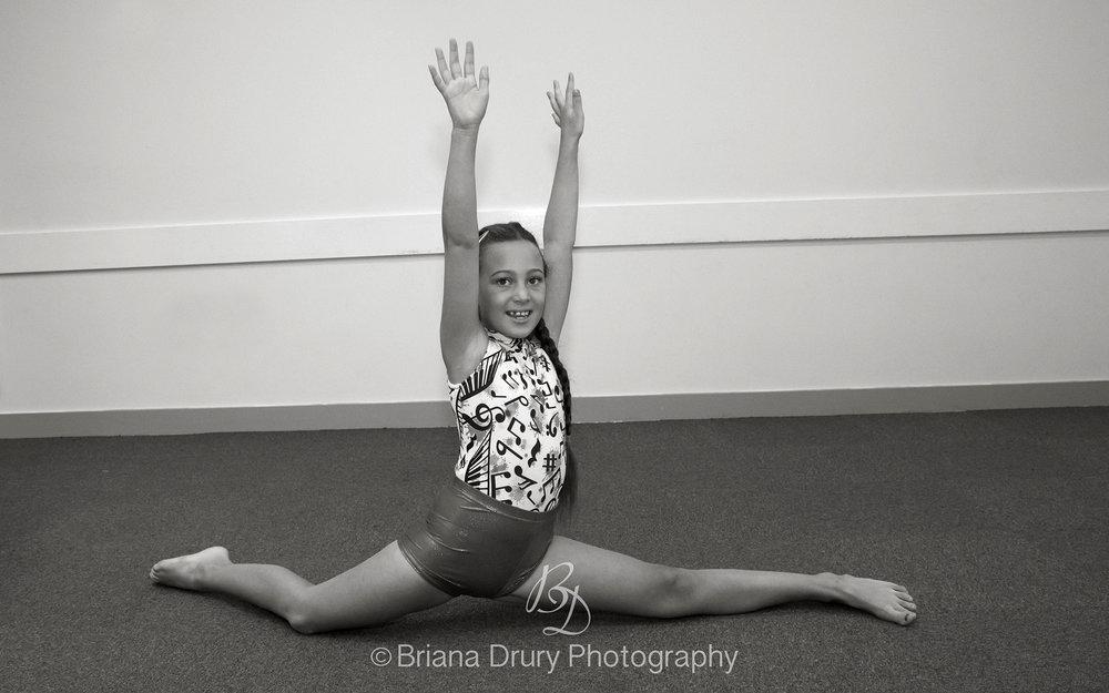 Silhouette Dance Academy 5373-2