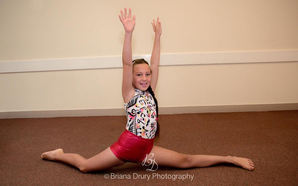Silhouette Dance Academy 5373-1