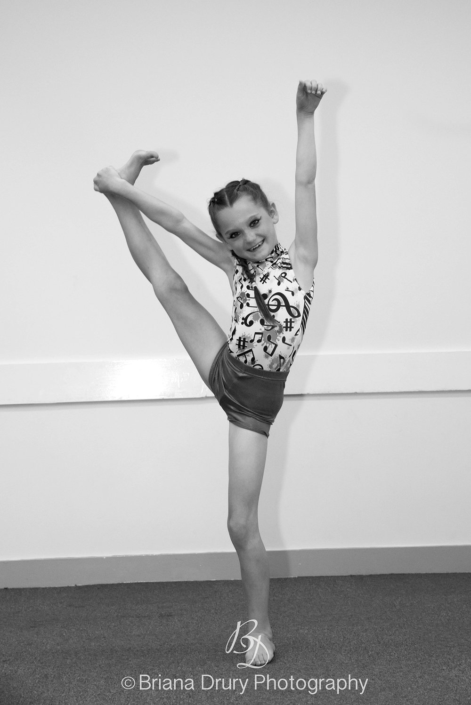 Silhouette Dance Academy 5396-2